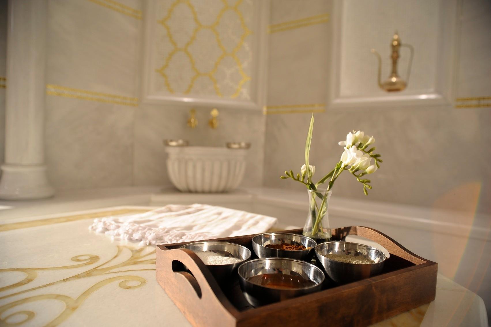 Marigold Thermal Hotel Geleneksel Türk Hamamı