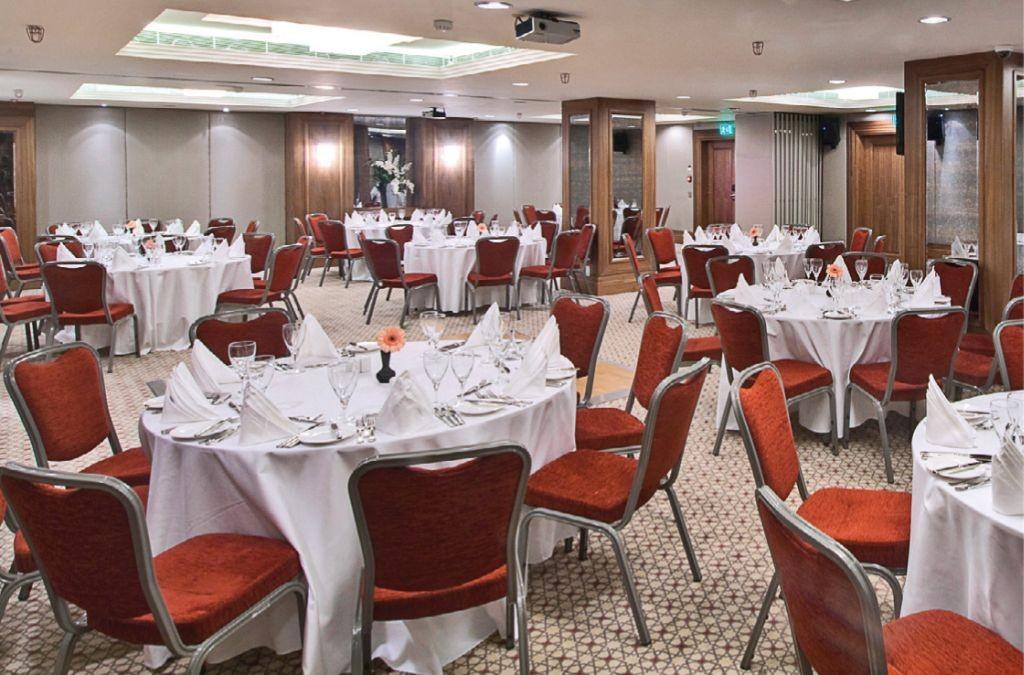 Marigold Thermal Hotel  Hisar Yemek Salonu