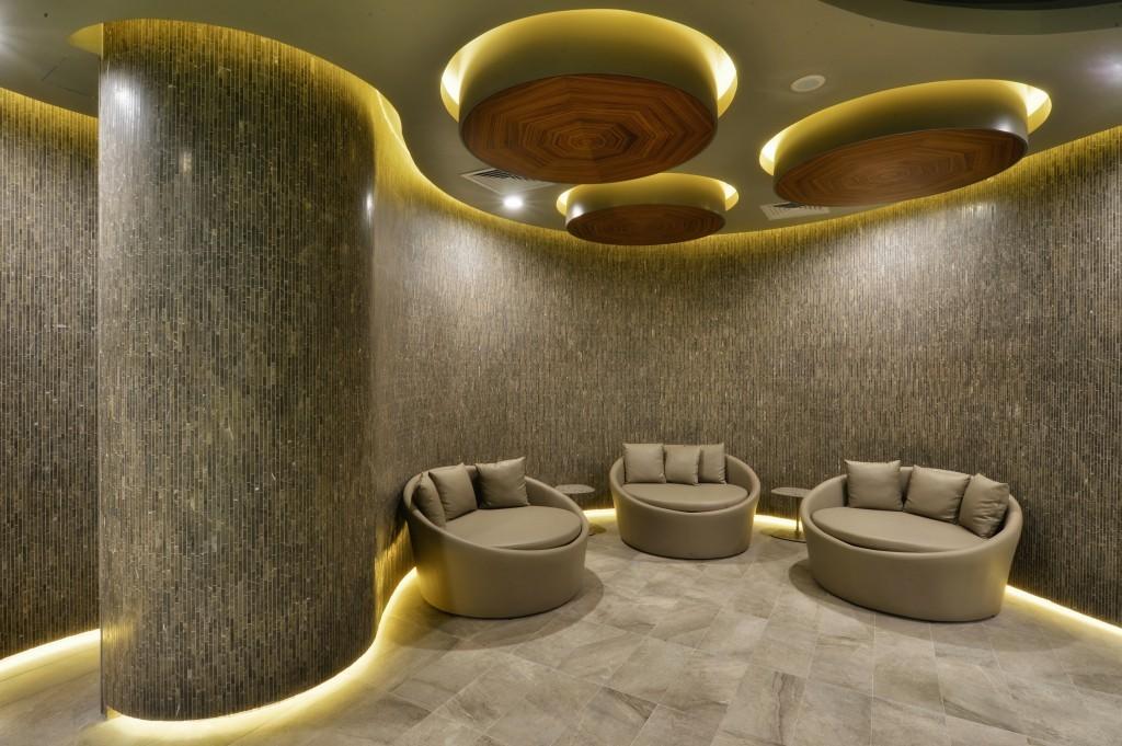 Marigold Thermal Hotel Bekleme Salonu