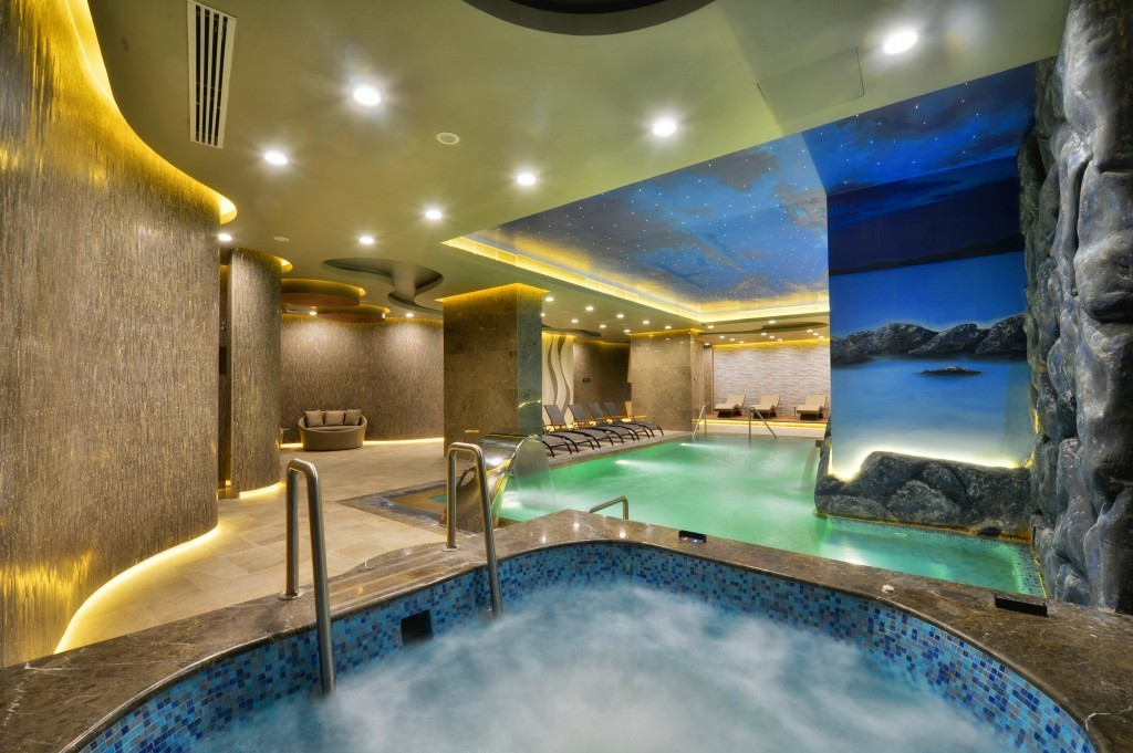 Marigold Thermal Hotel Spa merkezi