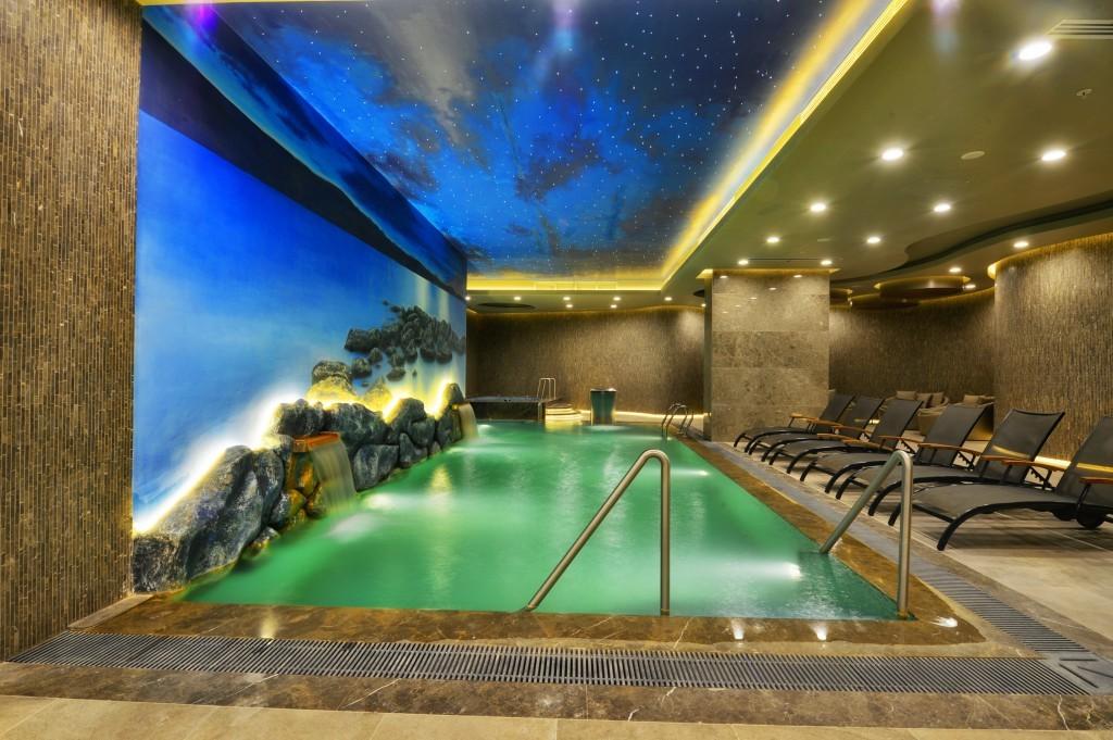 Marigold Thermal Hotel Termal Havuz
