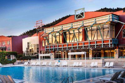 Polat Termal Hotel, kaplıca, denizli termal oteller